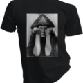 Aleister Crowley Black Tshirt