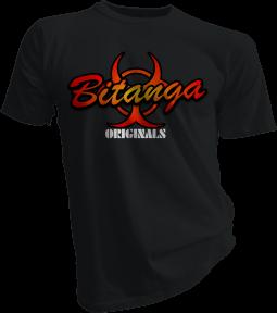 Bitanga Originals Black Tshirt