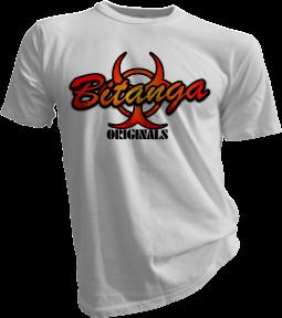 Bitanga Originals White Tshirt
