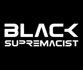 black-supremacist-black-tshirt-logo