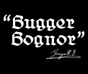 bugger-bognor-black-tshirt-logo
