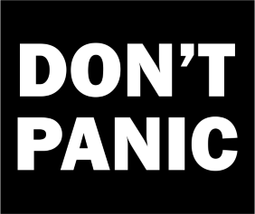 dont-panic-black-tshirt-logo