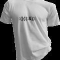 :(){:|:&};: Forkbomb Mens White Tshirt