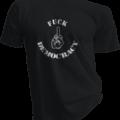 Fuck Democracy Black Tshirt