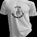 Fuck Democracy White Tshirt