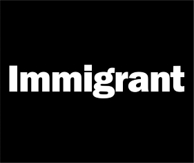 Immigrant Black logo
