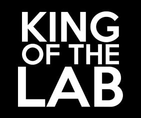 king-of-the-lab-black-tshirt-logo