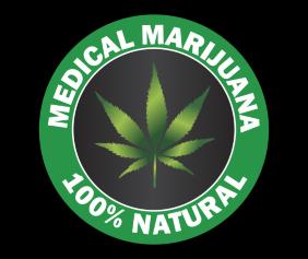 medical-marijuana-black-tshirt-logo