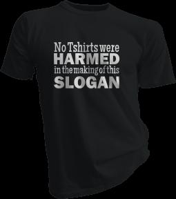 no-tshirts-were-harmed-in-the-making-of-this-slogan-black-tshirt