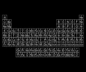 Periodic table of elements tshirt like i give a fuck tshirts periodic table of elements black tshirt logo urtaz Images