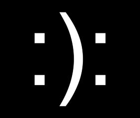 schrodingers-smiley-black-tshirt-logo