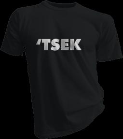 TSEK Black Tshirt