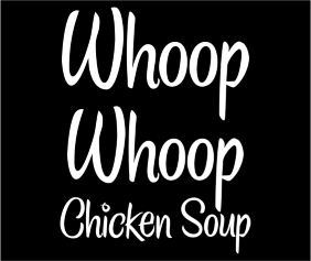 whoop-whoop-chicken-soup-black-tshirt-logo