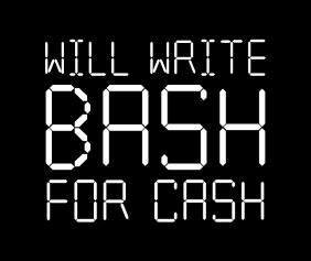 will-write-bash-for-cash-black-tshirt-logo