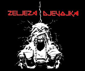 zeljeza-djevojka-black-tshirt-logo