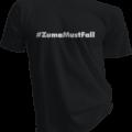 ZumaMustFall Black Tshirt