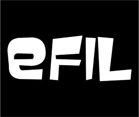 efiL Black Logo